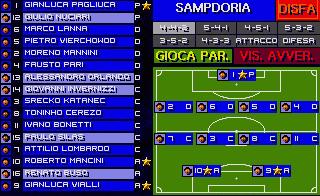 Thumbnail of other screenshot of Sensible Soccer - European Champions
