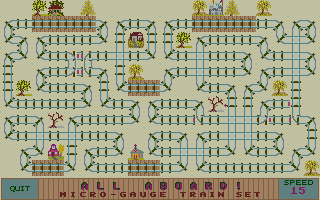 Thumbnail of other screenshot of All Aboard!