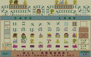 Screenshot of All Aboard!