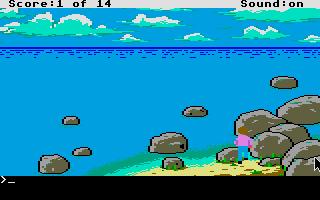 Screenshot of AGI Quest I