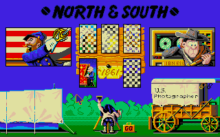 Thumbnail of other screenshot of North & South