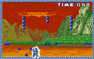 Screenshot of Pang
