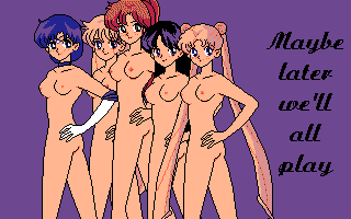 Thumbnail of other screenshot of Teenage Queen - Ami-Chan's Strip Poker
