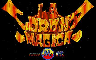 Screenshot of Corona Magica, La