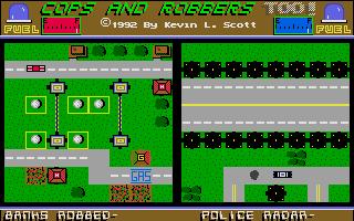 Screenshot of Cops And Robbers Too!