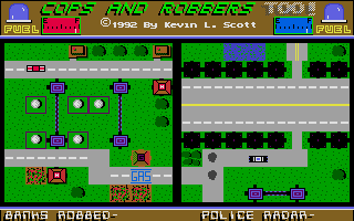 Thumbnail of other screenshot of Cops And Robbers Too!
