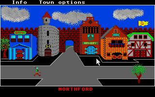 Screenshot of Phantasie