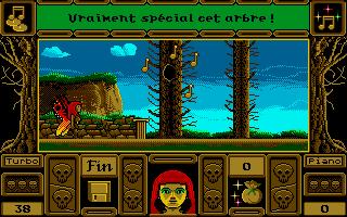 Screenshot of Esprits Français CE1-CE2 - volume 2