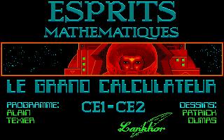 Thumbnail of other screenshot of Esprits Maths CE1-CE2 - volume 1
