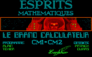 Screenshot of Esprits Maths CM1-CM2 - volume 1