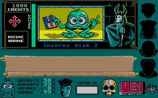Screenshot of Masque +