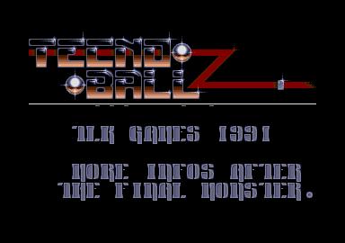 Thumbnail of other screenshot of TecnoballZ