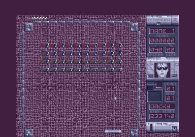 Screenshot of TecnoballZ
