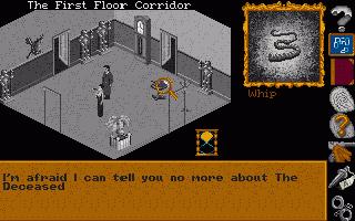 Screenshot of Murder