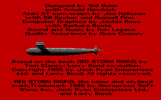 Thumbnail of other screenshot of Red Storm Rising