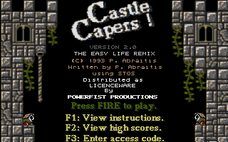 Thumbnail of other screenshot of Castle Capers