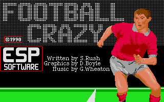 Screenshot of Football Crazy
