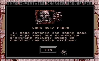 Screenshot of Necromancien, Le