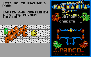 Thumbnail of other screenshot of Pacmania