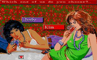 Screenshot of Playhouse Strippoker