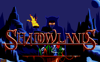 Screenshot of Shadowlands
