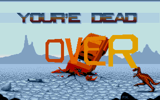 Screenshot of Roller Coaster Rumbler