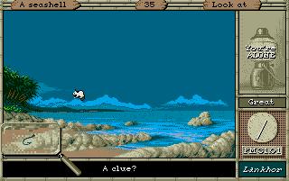 Screenshot of Maupiti Island