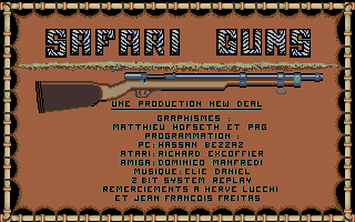 Thumbnail of other screenshot of Safari Guns