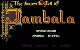 Thumbnail of other screenshot of Seven Gates Of Jambala, The