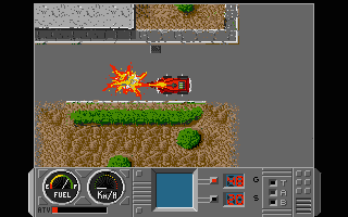 Thumbnail of other screenshot of Motor Massacre
