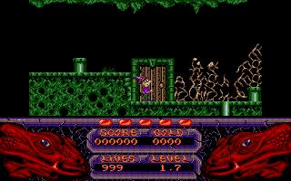 Screenshot of Seven Gates Of Jambala, The