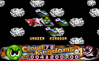 Screenshot of Cloud Kingdoms