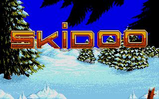 Screenshot of Skidoo