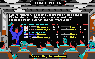 Thumbnail of other screenshot of Battlehawks 1942