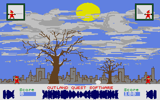 Screenshot of Sno-Fite