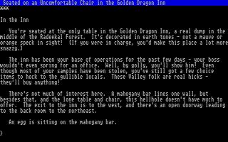 Thumbnail of other screenshot of Unnkulia One-Half - The Salesman Triumphant
