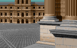 Screenshot of Chrono Quest 2
