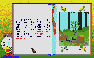 Thumbnail of other screenshot of Castors Juniors dans la Foret, Les