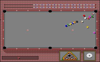 Screenshot of ST-Pool