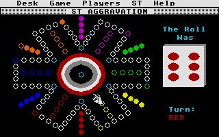 Screenshot of ST Aggravation