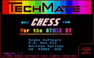 Thumbnail of other screenshot of Techmate Chess