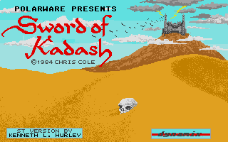 Screenshot of Sword Of Kadash