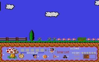 Screenshot of Terry's Big Adventure