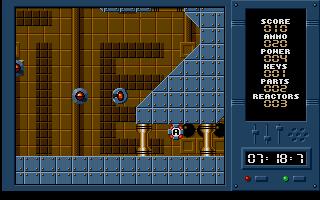 Screenshot of Critical Mass