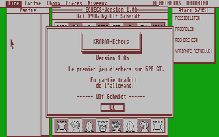Thumbnail of other screenshot of Krabat-Echecs