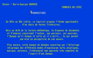 Thumbnail of other screenshot of Français Lecture XVI-XXeme