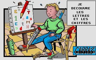 Thumbnail of other screenshot of Je Découvre les Lettres et les Chiffres