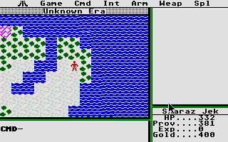 Thumbnail of other screenshot of Ultima II