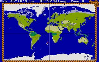 Thumbnail of other screenshot of Atari Planetarium, The