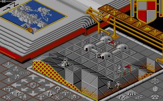 Screenshot of Populous - The Final Frontier